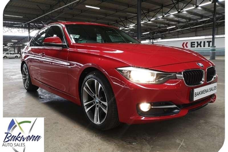 BMW 3 Series 320i Sport 2014