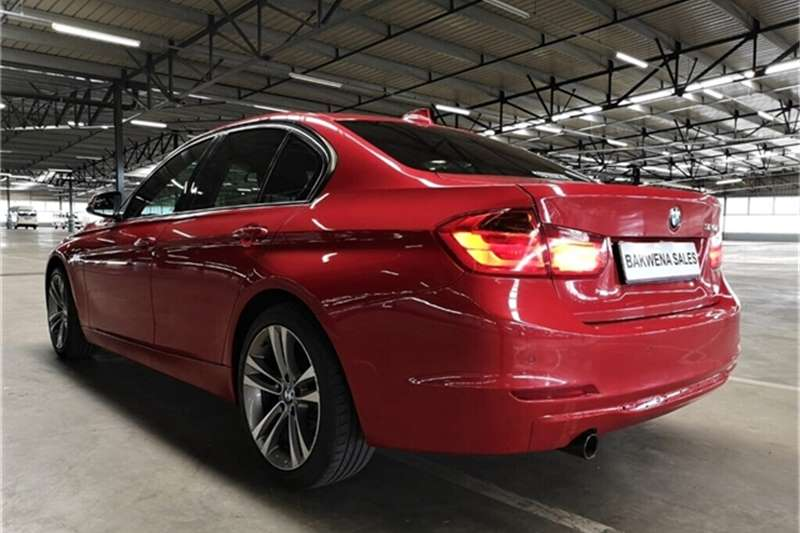 Used 2014 BMW 3 Series 320i Sport