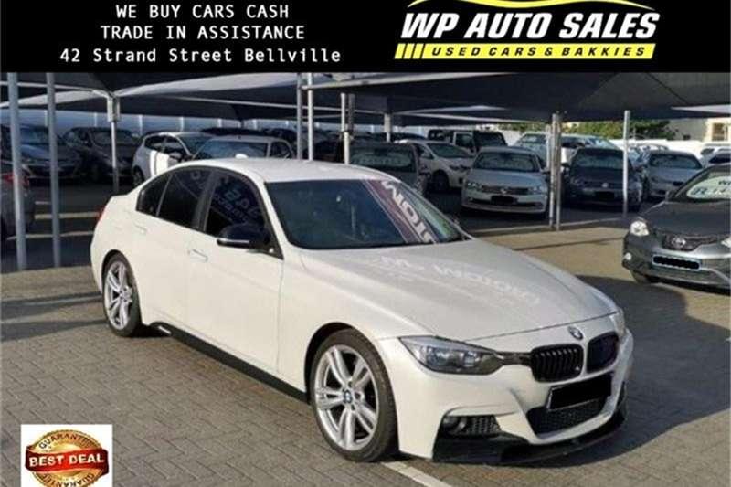 BMW 3 Series 320i Sport auto 2014
