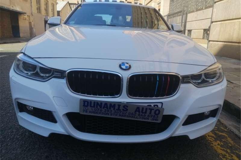 BMW 3 Series 320i Sport auto 2015