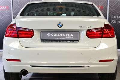 BMW 3 Series 320i Sport Line auto 2014