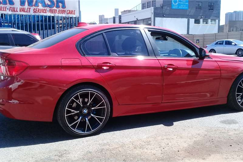 Used 2015 BMW 3 Series 320i Sport Line auto