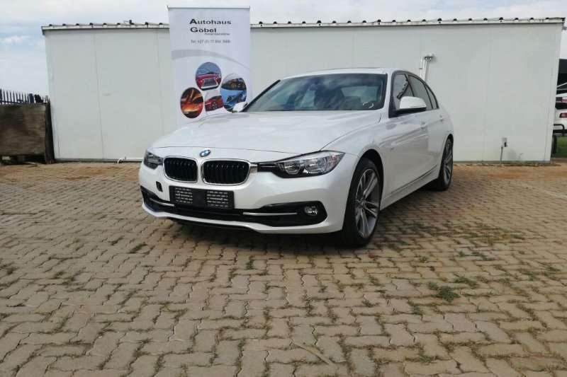 BMW 320I 2016 >> Bmw 3 Series 320i Sport Line Auto