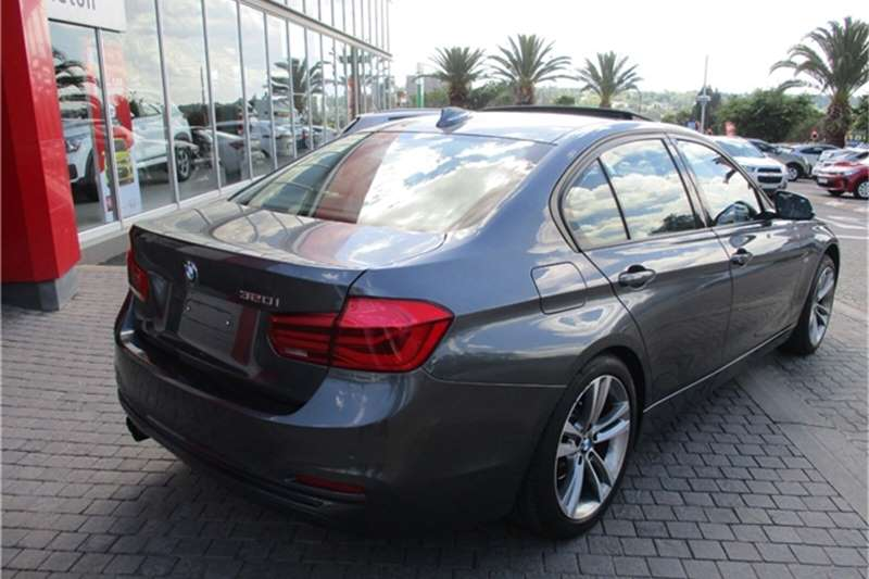 BMW 3 Series 320i Sport Line auto 2017