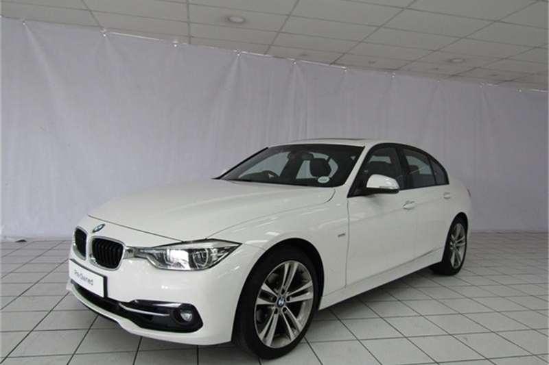 BMW 3 Series 320i Sport Line auto 2019