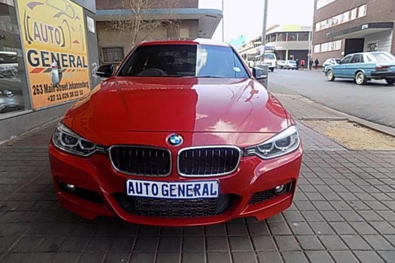 BMW 3 Series 320i Sport Line sports auto 2014