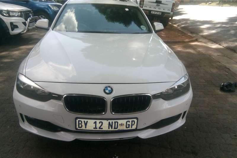 BMW 3 Series 320i sports auto 2012