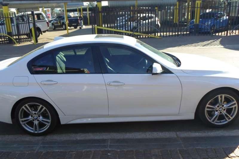 BMW 3 Series 320i sports auto 2013
