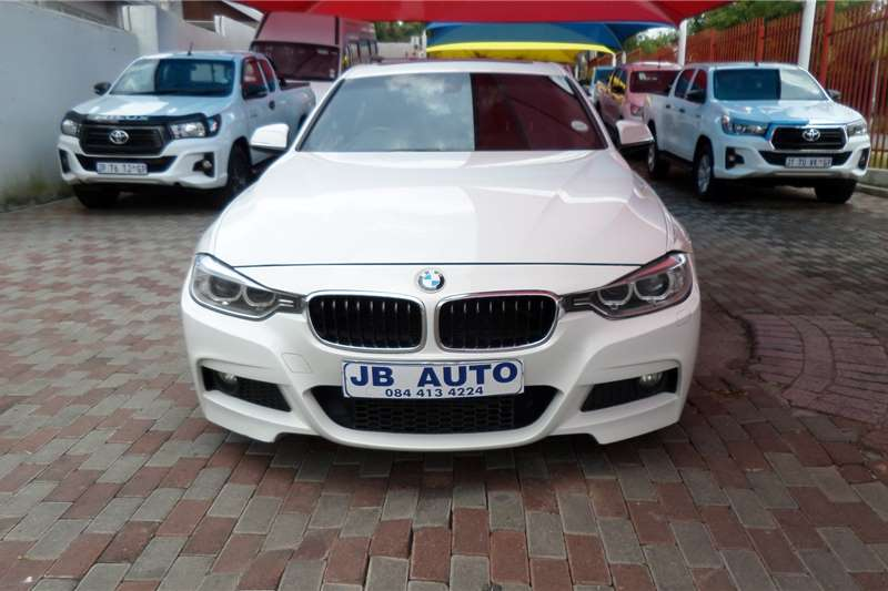 Used 2015 BMW 3 Series 320i sports auto