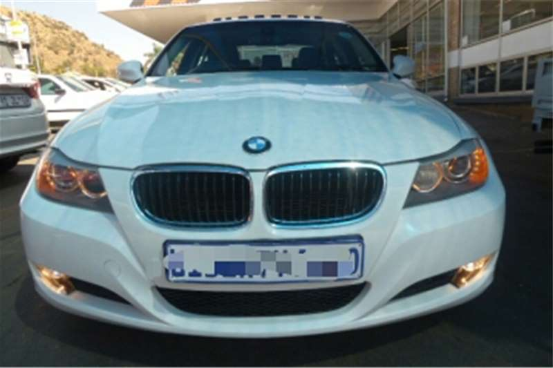 BMW 3 Series 320i Start 2012