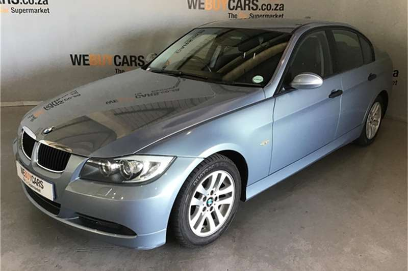 BMW 3 Series 320i Start steptronic 2007