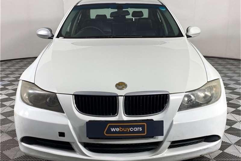 2005 BMW 3 Series 320i steptronic
