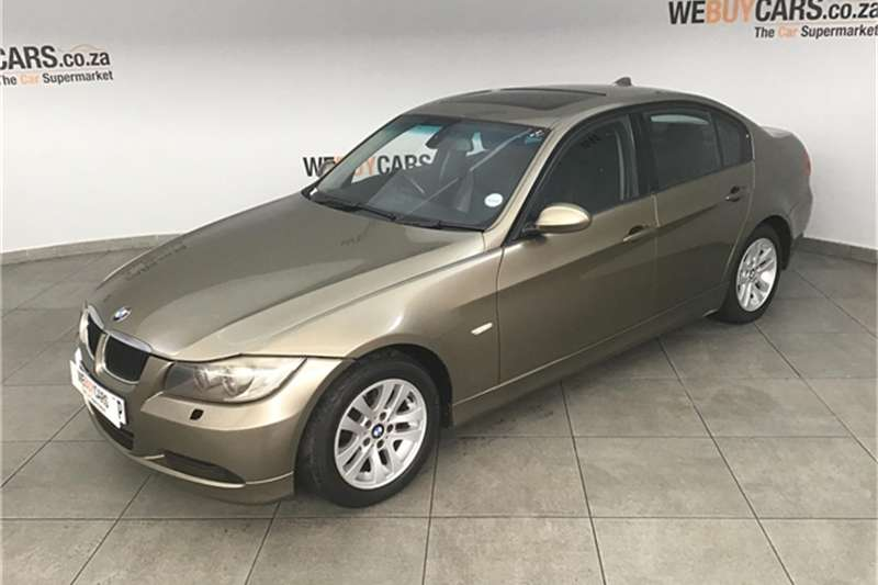 BMW 3 Series 320i steptronic 2006