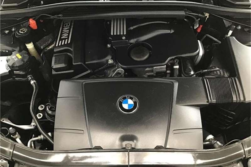 BMW 3 Series 320i steptronic 2007