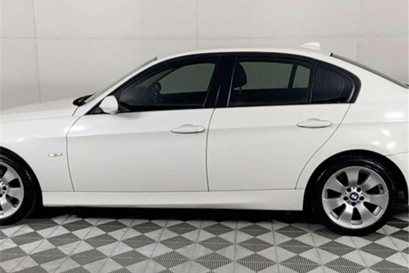 2007 BMW 3 Series 320i steptronic