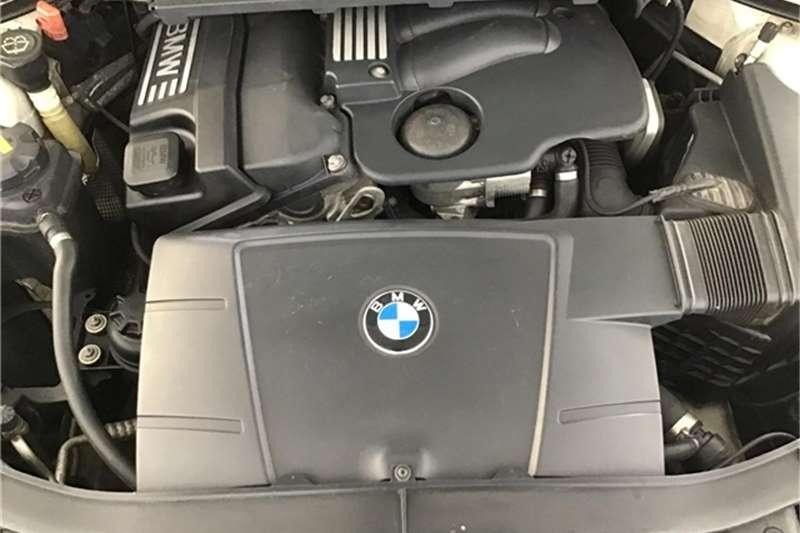 BMW 3 Series 320i steptronic 2008