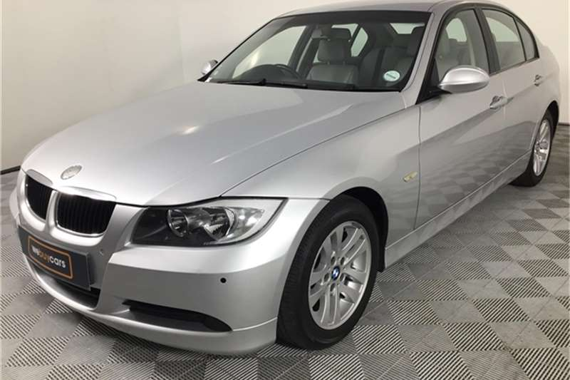 BMW 3 Series 320i steptronic 2008