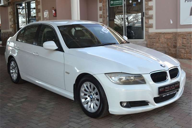 BMW 3 Series 320i steptronic 2009