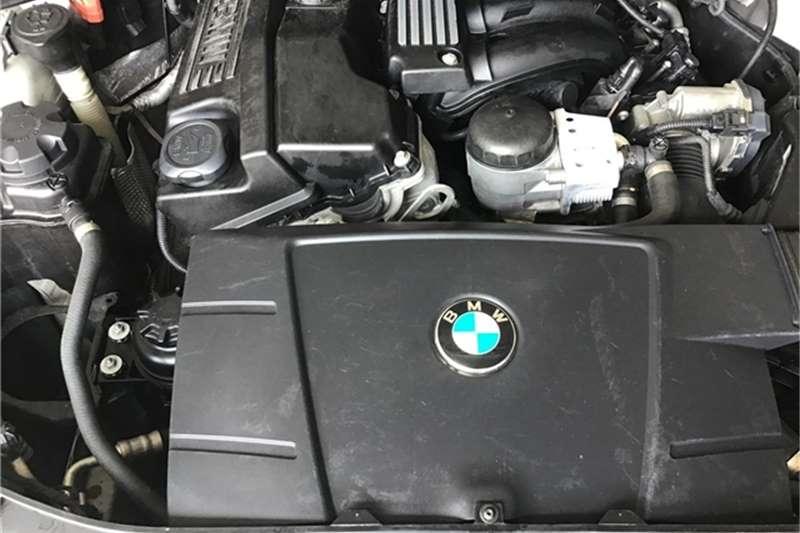 BMW 3 Series 320i steptronic 2009