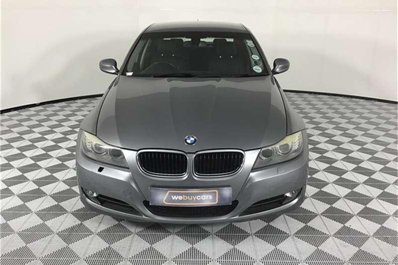 BMW 3 Series 320i steptronic 2010