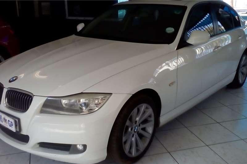 Used 2011 BMW 3 Series 320i steptronic