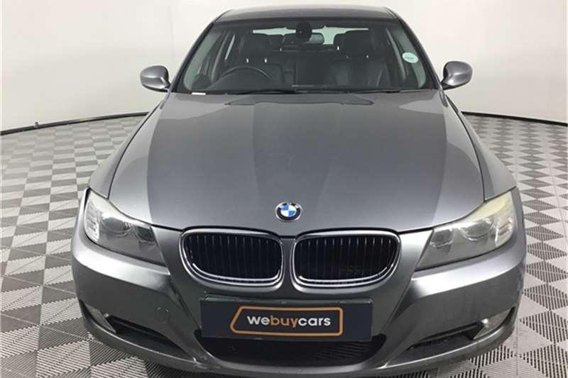 2012 BMW 3 Series 320i steptronic
