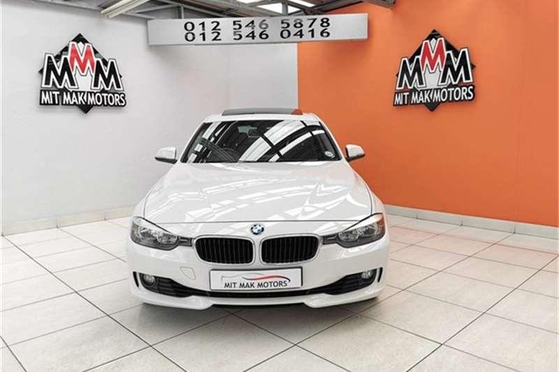 BMW 3 Series 320i steptronic 2013