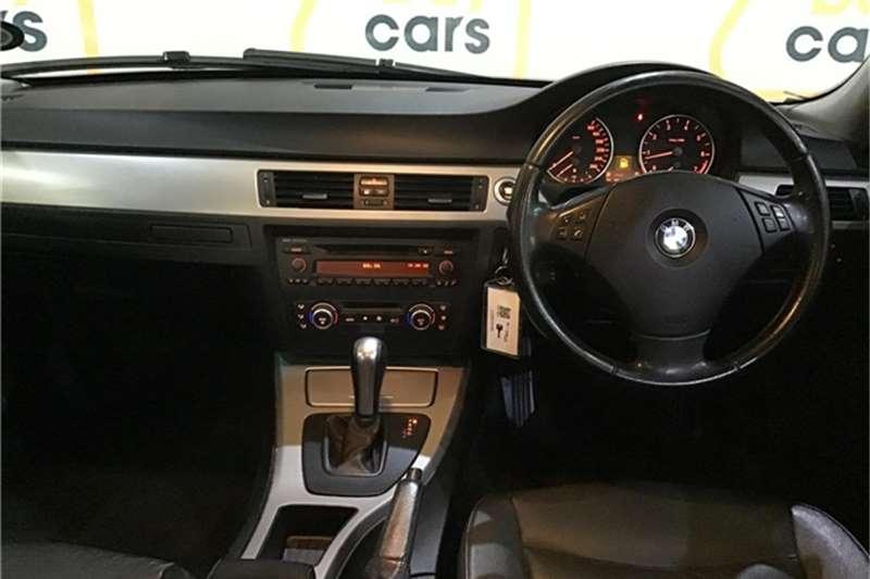 BMW 3 Series 320i Touring steptronic 2007
