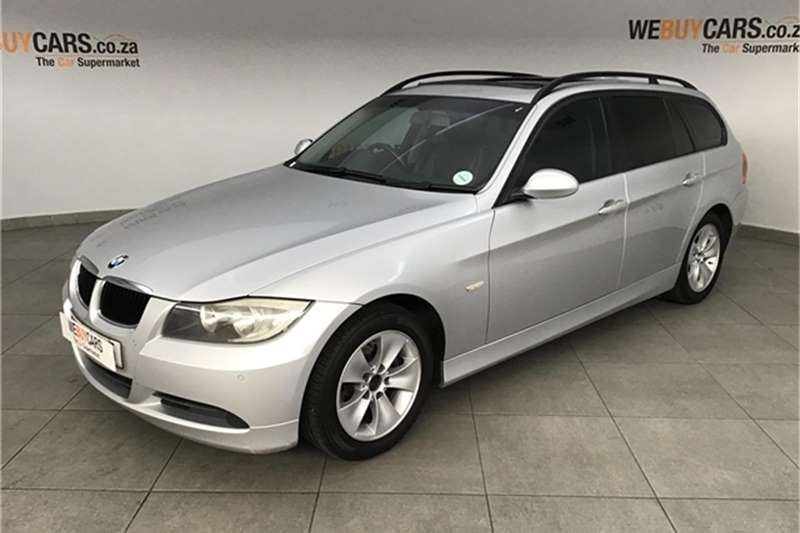 BMW 3 Series 320i Touring steptronic 2009