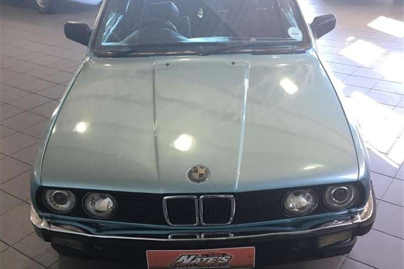 BMW 3 Series 323i 1986