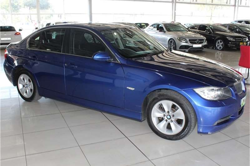 BMW 3 Series 323i 2008