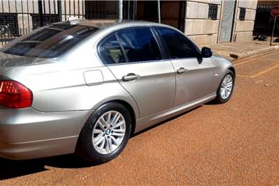 Used 2009 BMW 3 Series 323i
