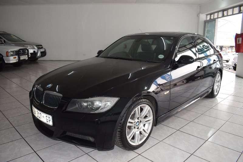 BMW 3 Series 323i A/T (E90) 2007