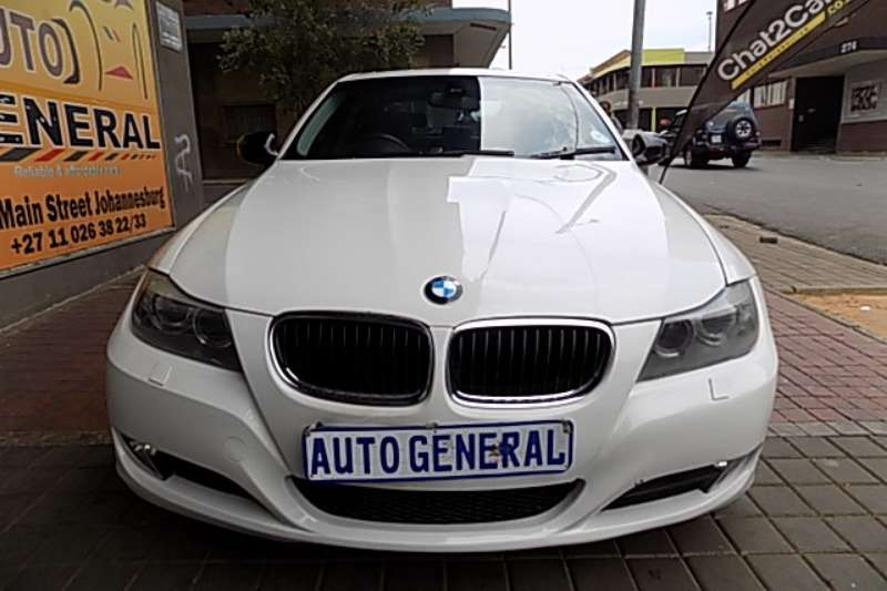 BMW 3 Series 323i Dynamic steptronic 2009