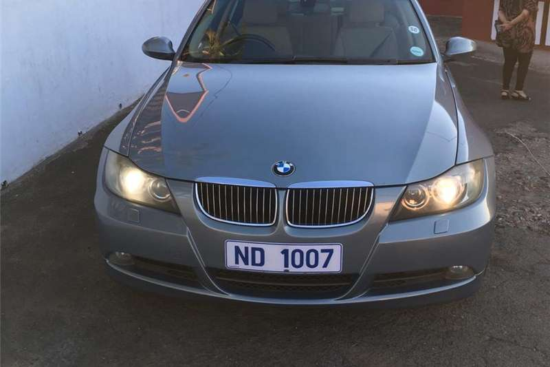 BMW 3 Series 323i Exclusive 2007