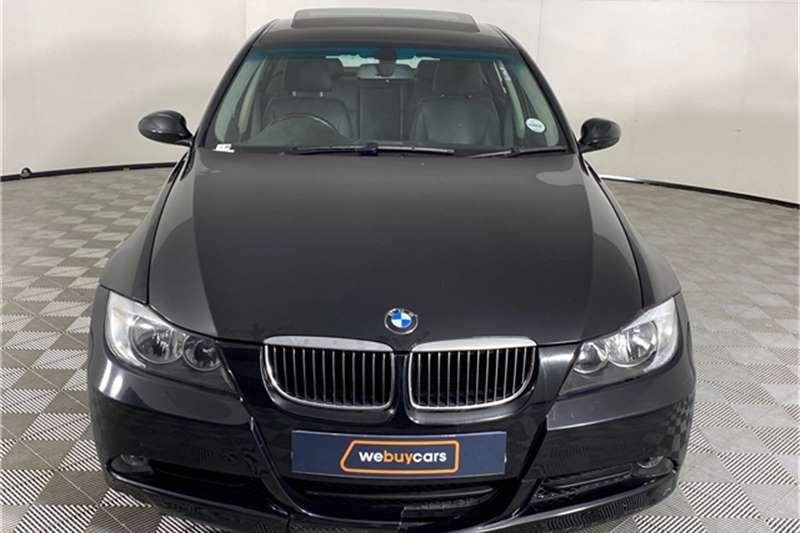 2006 BMW 3 Series 323i Exclusive steptronic