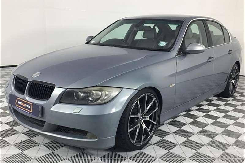 2007 BMW 3 Series 323i Exclusive steptronic