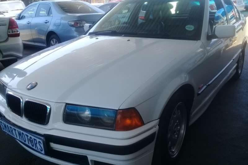 BMW 3 Series 323i Individual steptronic 1999