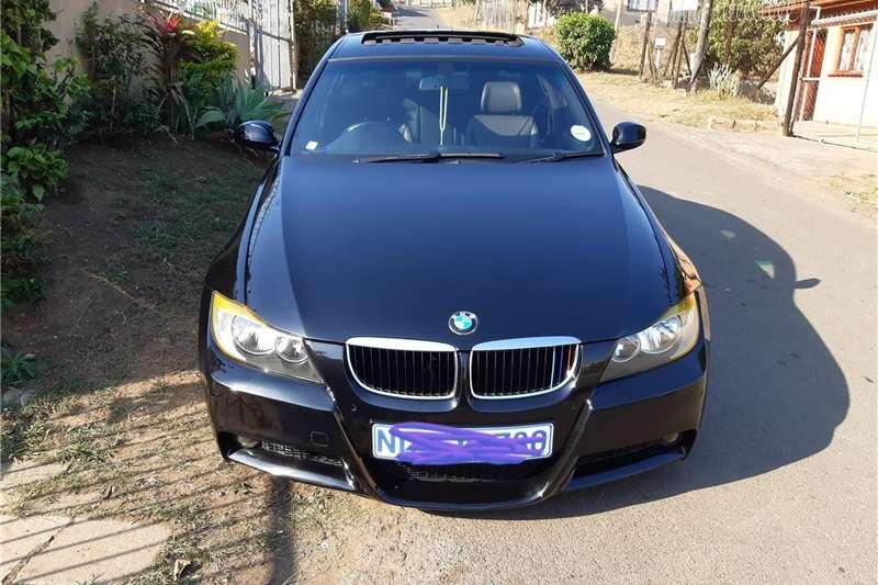 BMW 3 Series 323i M Sport 2007