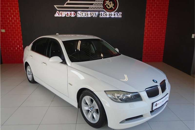 BMW 3 Series 323i M Sport steptronic 2008