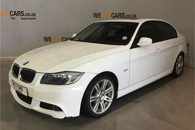 BMW 3 Series 323i M Sport steptronic 2011
