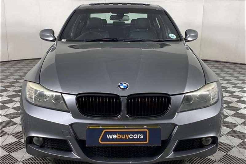 2011 BMW 3 Series 323i M Sport steptronic