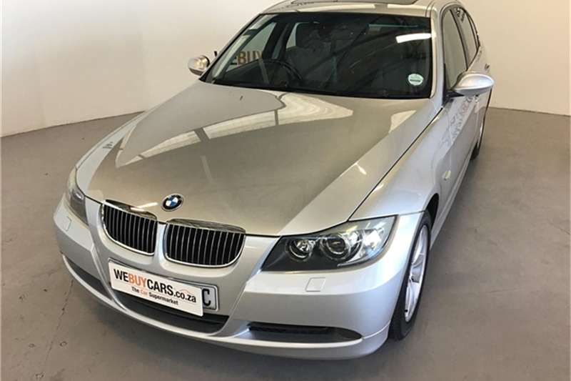 BMW 3 Series 323i steptronic 2008