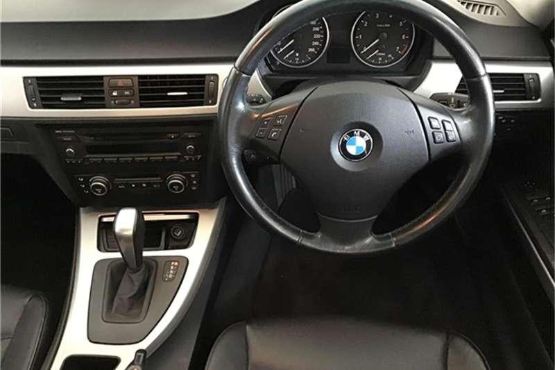 BMW 3 Series 323i steptronic 2008