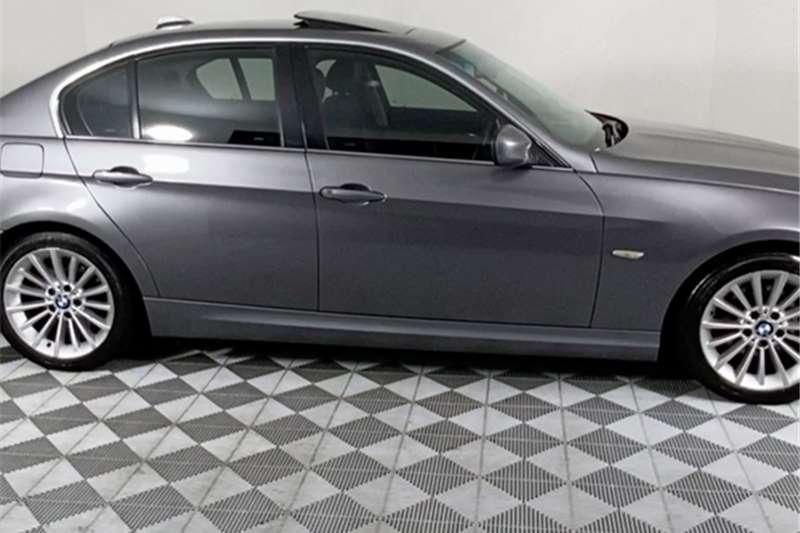 2009 BMW 3 Series 323i steptronic