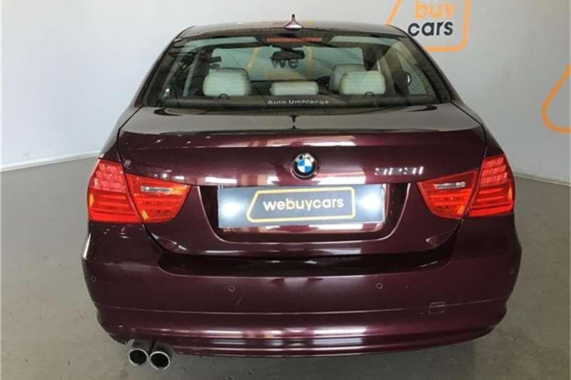 BMW 3 Series 323i steptronic 2010