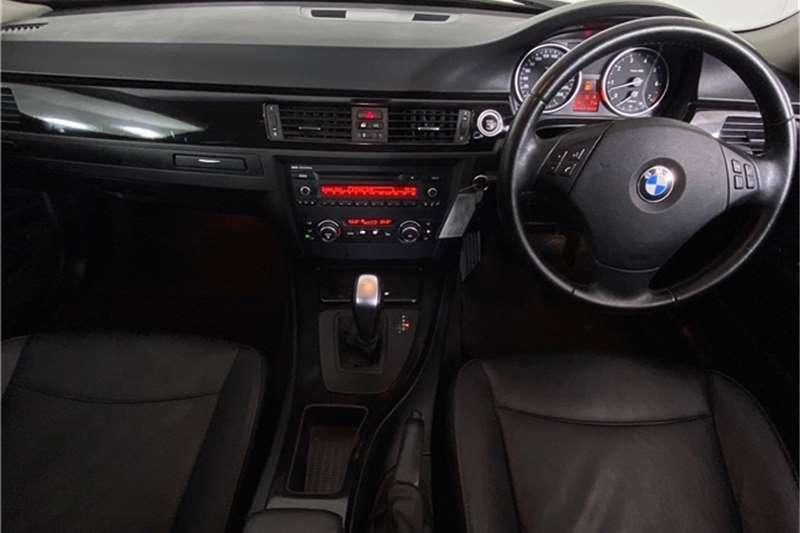 2010 BMW 3 Series 323i steptronic