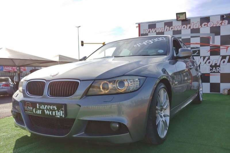 BMW 3 Series 323i steptronic 2011