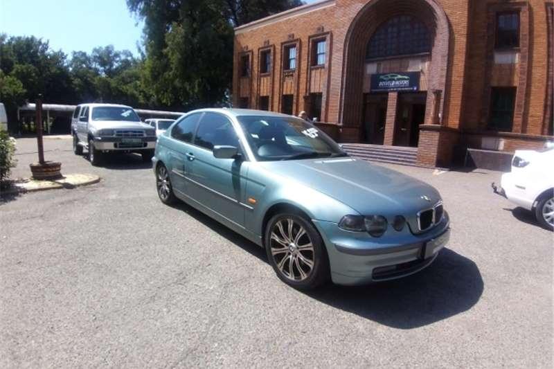 BMW 3 Series 325 TI 2001