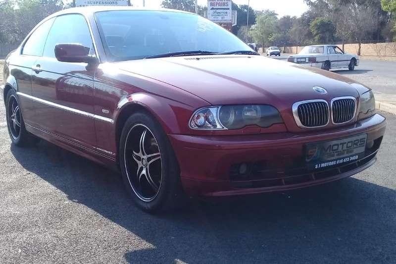 BMW 3 Series 325Ci 1999
